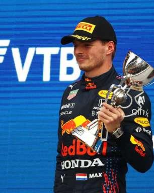 """Pódio de Verstappen seria """"impossível"""" sem chuva em Sóchi, diz consultor da Red Bull"""