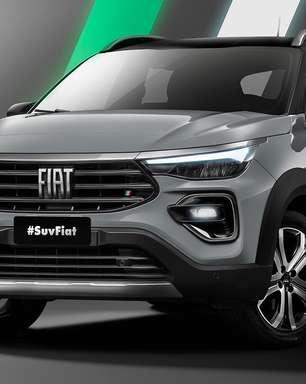 Fiat Pulse será lançado no dia 19 de outubro