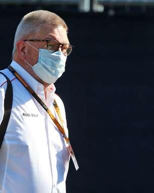 Norris mostrou inexperiência na F1 no GP da Rússia, diz Brawn
