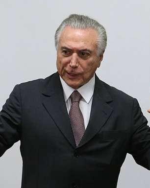 'Não seria conveniente iniciar impeachment de Bolsonaro neste momento', diz Michel Temer