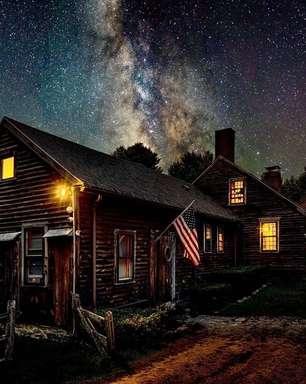 """Casa de """"Invocação do Mal"""" está à venda nos EUA"""