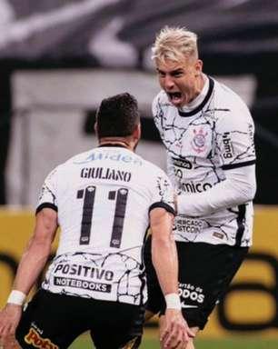 Róger Guedes, do Corinthians, nega mágoa pelo Palmeiras, mas revela torcida pelo Galo na Libertadores