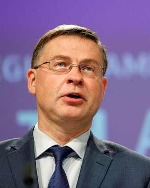 Vamos trabalhar para reformar, não arruinar a OMC, pede chefe de comércio da UE aos EUA