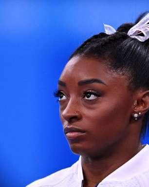 Biles diz que deveria ter abandonado a ginástica antes dos Jogos de Tóquio