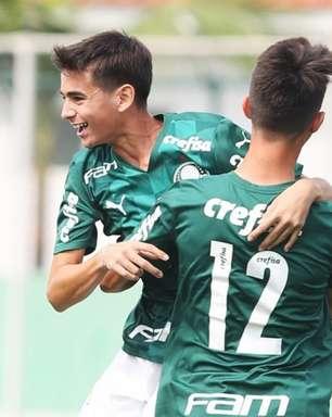 Palmeiras Sub-15 e Sub-17 vencem e encaminham classificação no Campeonato Paulista