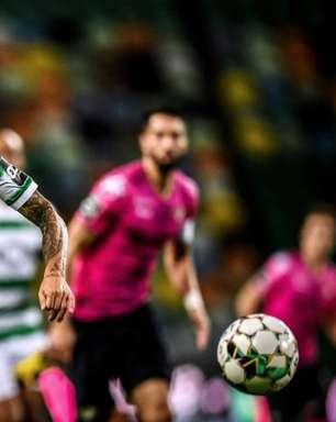 Real Madrid busca contratação de lateral direito do Sporting