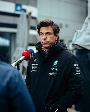 """Reação """"espetacular"""" de Verstappen na Rússia """"não é boa para o campeonato"""", diz Mercedes"""