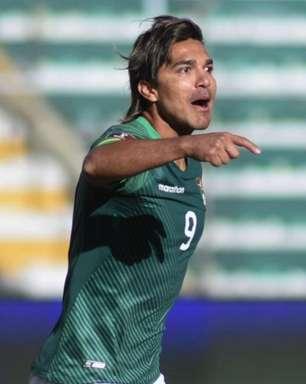 Marcelo Moreno é chamado pela seleçáo da Bolívia e ficará fora do Cruzeiro na Série B