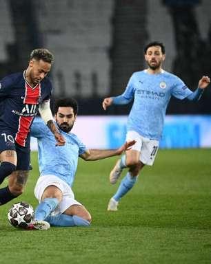 PSG x Manchester City: onde assistir, horário e escalações do jogo da Champions League