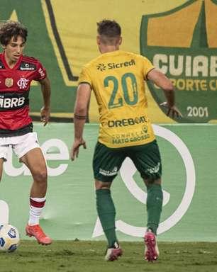 Com passagem pelo time principal do Flamengo, garoto do Ninho é convocado pela Seleção Sub-18