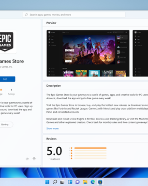Microsoft Store anuncia suporte à Epic Games Store e mais lojas de apps