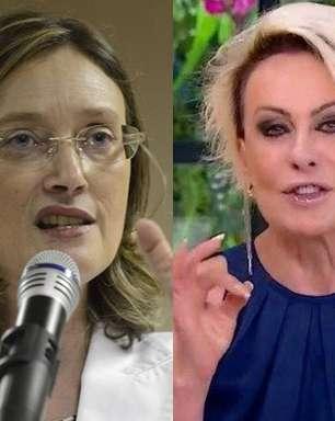 Deputada do PT critica Ana Maria Braga por atitude polêmica na Globo