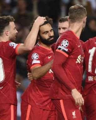 Liverpool faz 5 no Porto e mantém liderança