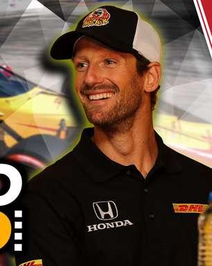 GP às 10: Grosjean dá salto com ida para Andretti. É hora de vencer corridas