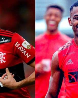 Recente lesão de Filipe Luís abre debate: quem deve ser o reserva imediato do lateral no Flamengo?