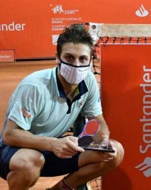 Pedro Boscardin conquista seu primeiro título no profissional