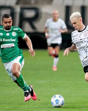 Róger Guedes tem 60% de aproveitamento nas finalizações ao gol pelo Corinthians