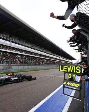 Diretor da F1 exalta marca inimaginável e espera que Hamilton chegue a 120 vitórias