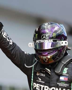 """Hamilton quer ficar na F1 para tornar esporte mais inclusivo: """"É o que me move"""""""