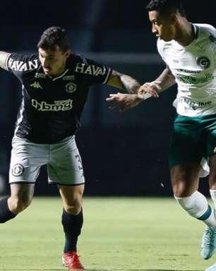 Rumo ao G4: empurrado pela torcida, Vasco supera o Goiás e engata a segunda vitória seguida