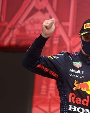 Verstappen tem derrota com gol fora de casa ao salvar 2° lugar no GP da Rússia