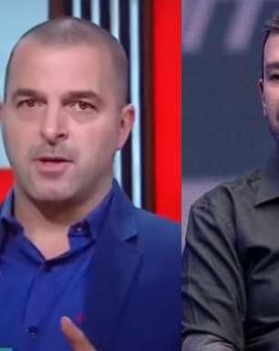 Comentaristas surpreendem e discutem em programa ao vivo da ESPN Brasil