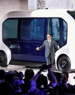 Toyota compra empresa de software Renovo para acelerar tecnologia autônoma