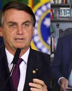 "Bolsonaro detona demissão de Alexandre Garcia da CNN Brasil: ""Absurda"""