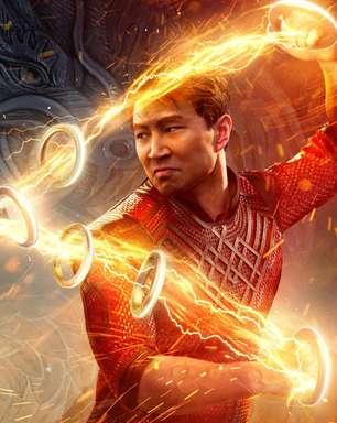 """""""Shang-Chi e a Lenda dos Dez Anéis"""" já foi visto por 1,8 milhão de brasileiros"""