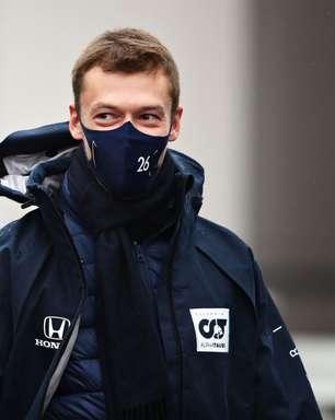 Kvyat negocia com Dragon para virar companheiro de Sette Câmara na Fórmula E