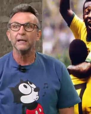 Neto ironiza a Globo e parabeniza a Record pelos direitos do Paulistão