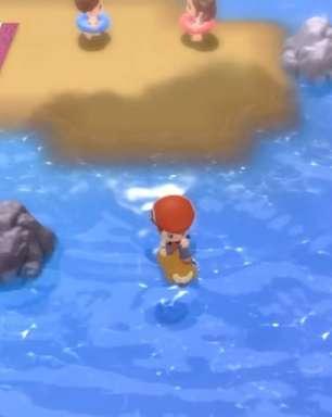 Pokémon: remakes de Sinnoh mostram novas funções do Pokétch em trailer