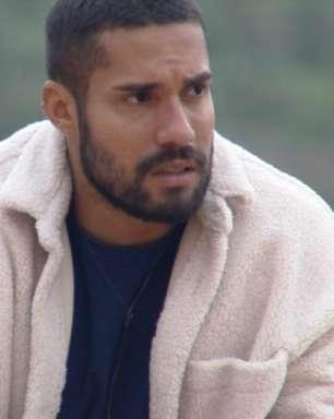 A Fazenda 13: Bill Araújo decreta fim de amizade com Rico