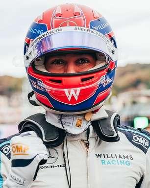 Em alta, Russell pontua em 4 das últimas 5 corridas da F1