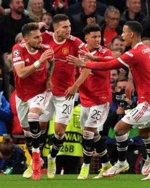 Com gol de CR7 no fim, United vira jogo e vence o Villarreal