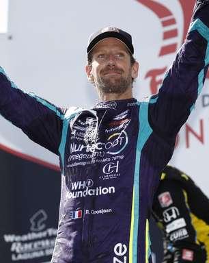 Palou e Grosjean em alta, Rossi e Rosenqvist em baixa: melhores e piores da Indy 2021
