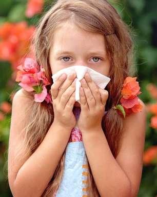 Primavera pode mexer com a saúde do seu filho