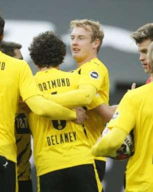 Borussia Dortmund x Augsburg: onde assistir, horário e escalações do jogo da Bundesliga