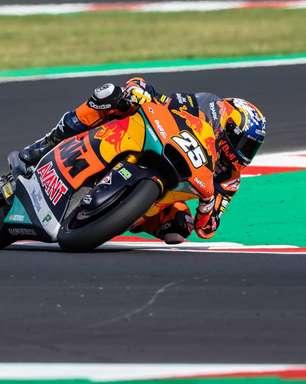 Raúl Fernández sobra e domina primeiras atividades da Moto2 em Austin. Gardner é 2º