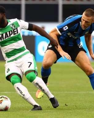Sassuolo x Internazionale: onde assistir, horário e escalações do jogo do Campeonato Italiano