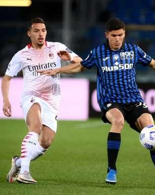 Atalanta x Milan: onde assistir, horário e escalações do jogo do Campeonato Italiano