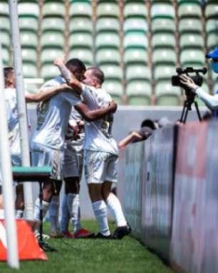 Veja os gols da vitória do Cruzeiro sobre o Brasil de Pelotas