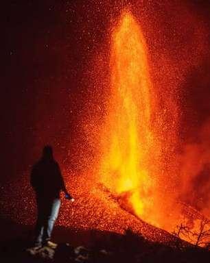 Erupção nas Ilhas Canárias destruiu quase mil construções