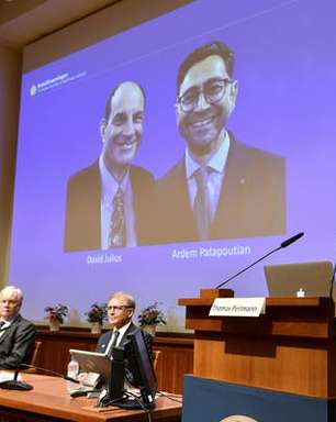 Nobel de Medicina vai para David Julius e Ardem Patapoutian
