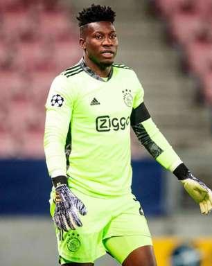 Inter de Milão se aproxima da contratação do goleiro André Onana, do Ajax