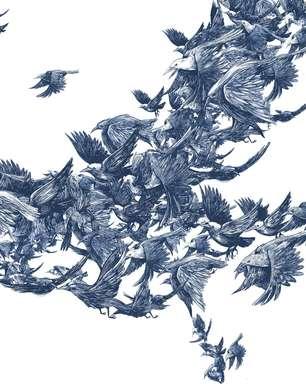 O que as aves que voam em bando nos ensinam sobre liderança