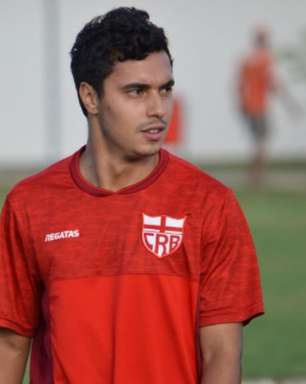 CRB pode contar com Alisson Farias diante do Botafogo