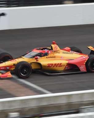 """Grosjean diz que """"precisa aprender tudo"""" após teste em Indianápolis"""