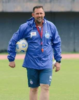 Técnico Diego Dabove é demitido do Bahia após 6 jogos