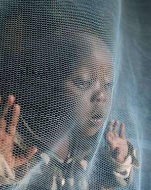 OMS recomenda vacinação em massa de crianças contra malária